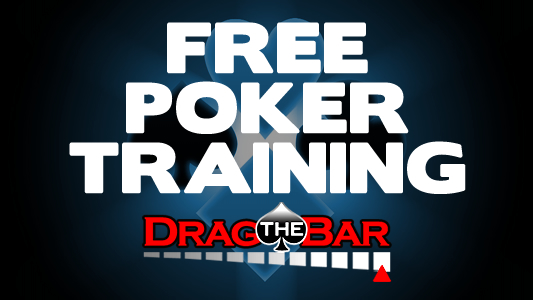 professional online poker training